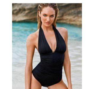 Victoria Secret Navy One-Piece Swimsuit Size M